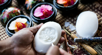 Soap Carving | Outrigger Koh Samui Beach Resort