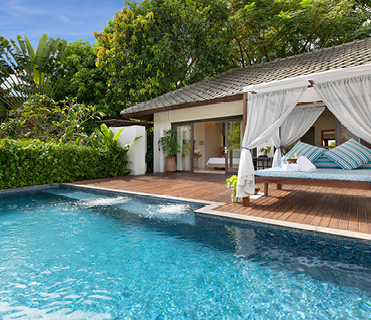 1 Bedroom Spa Pool Villa| Outrigger Koh Samui Beach Resort