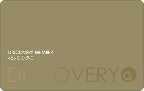 DISCOVERY Gold Card - Outrigger Resorts Loyalty Program