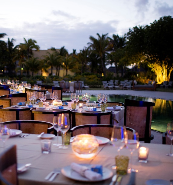 Plantation Club event - Outrigger Mauritius Beach Resort